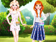 Ootd Floral Outfits Design